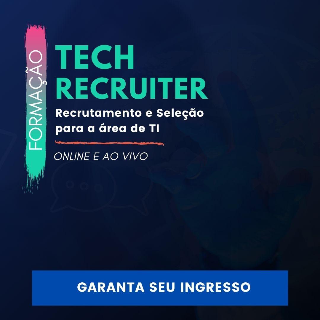 Formação Tech Recruiter